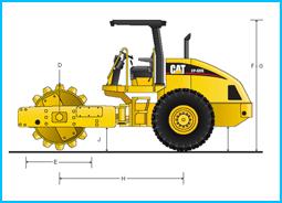 Heavy machinery parts